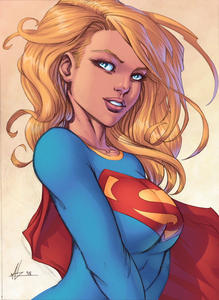 Kara Zor-el by J-Skipper