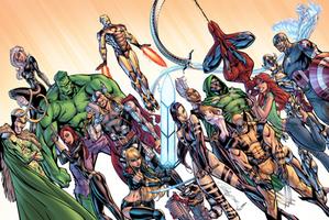 Avengers by J-Skipper