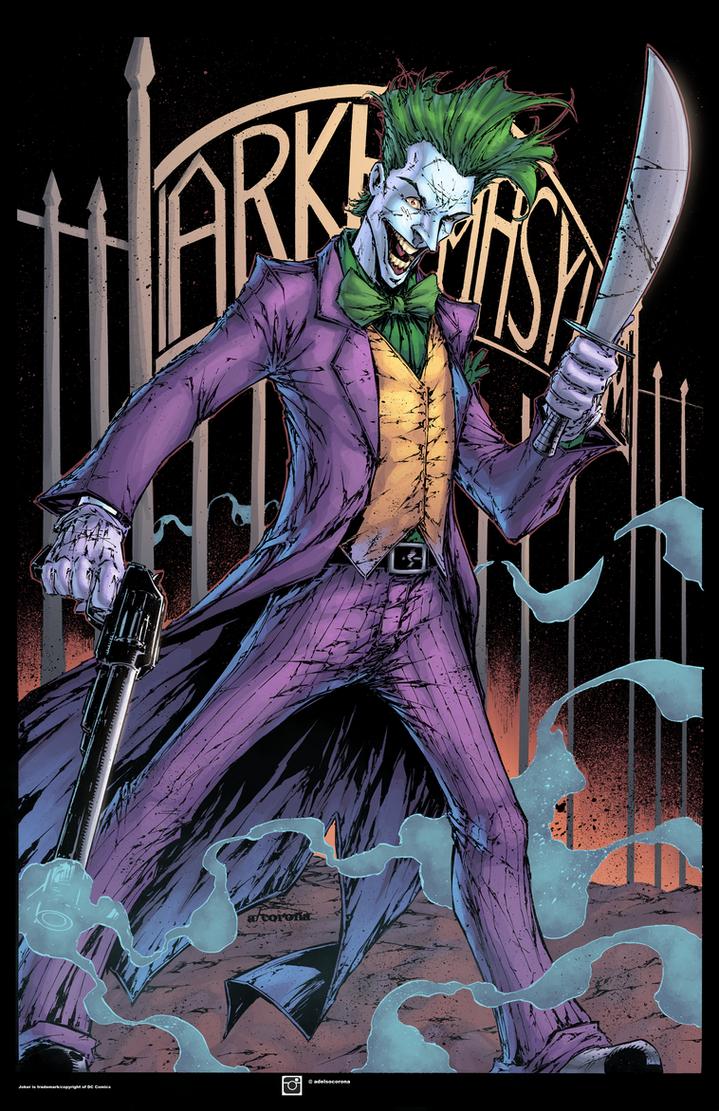 The Joker by J-Skipper