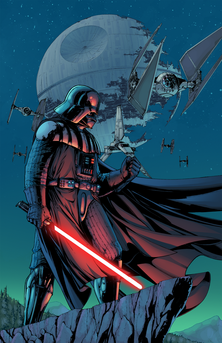 Darth Vader by J-Skipper