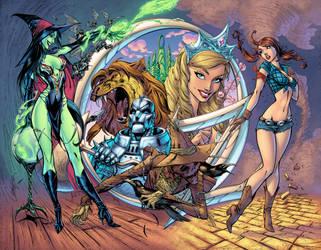 Wizard of Oz by J-Skipper