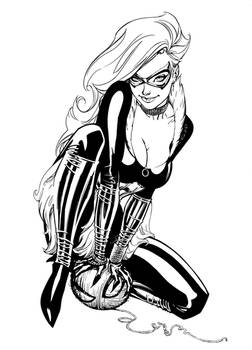 Black Cat - Inks