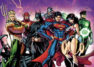 Justice League! (3 Years Later)