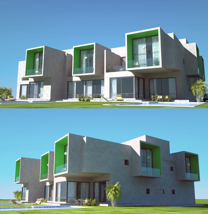 Town house concept a by kasrawy on deviantart for Concept homes llc