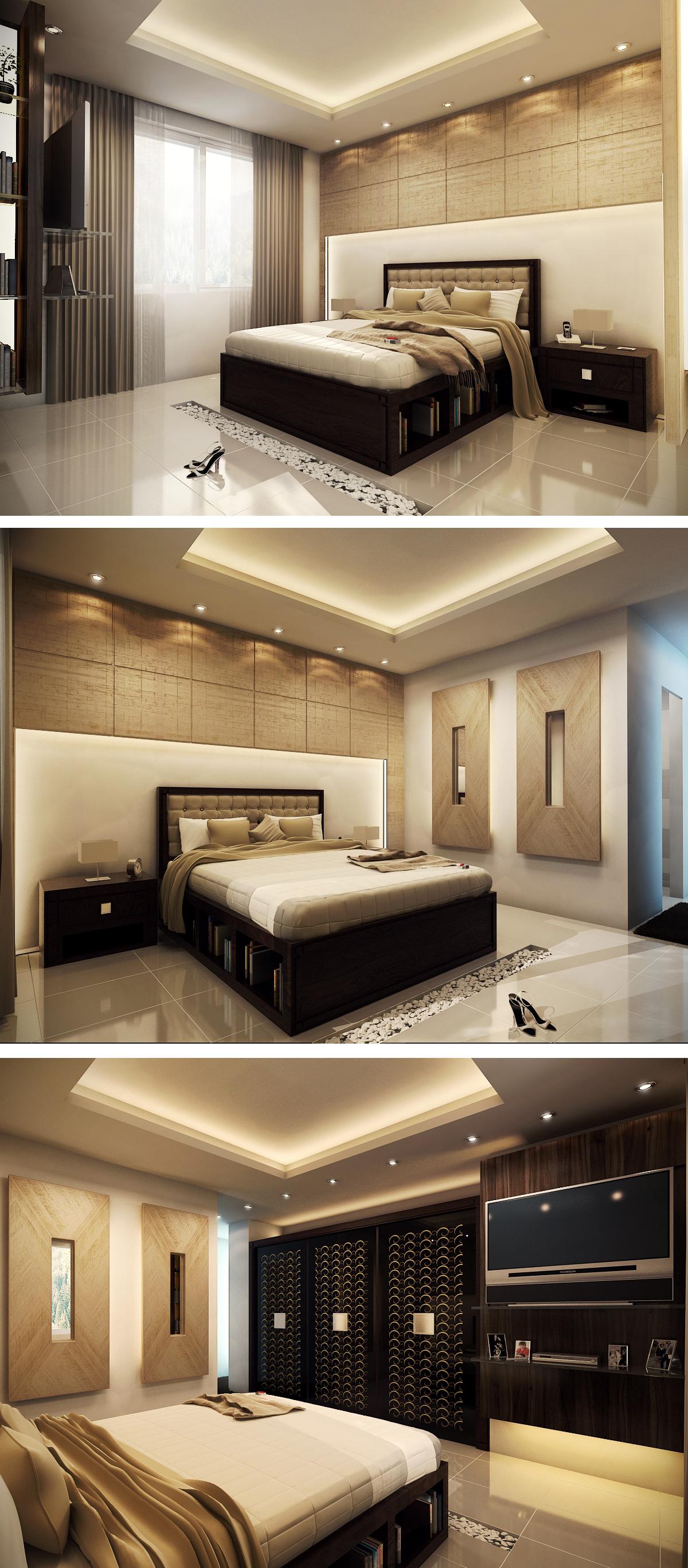 modern bedrm1 - highend by kasrawy