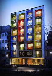 hotel modified by kasrawy
