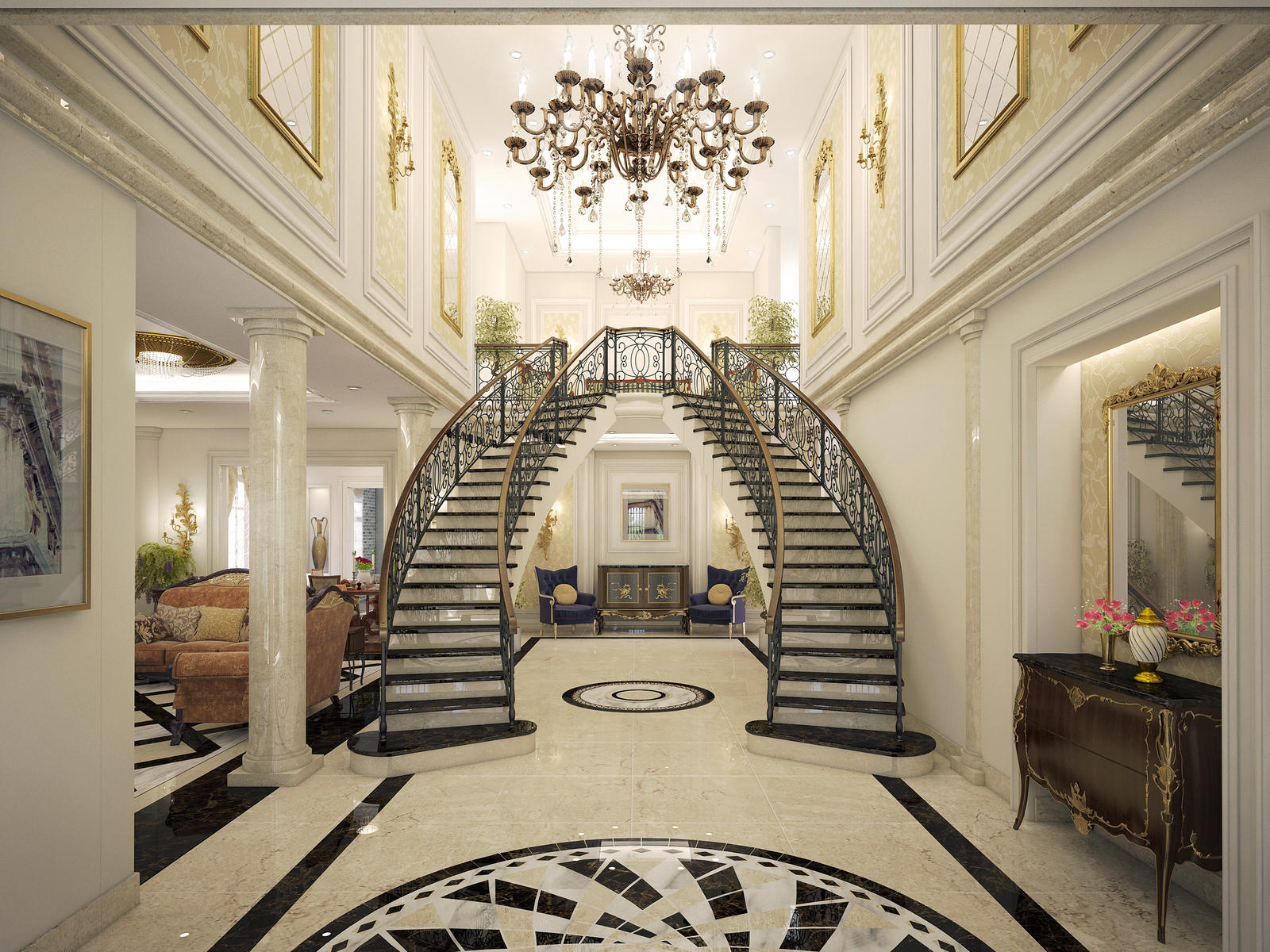 Dubai New  Dimentional Building Designer S