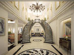 Main entrance lobby by kasrawy
