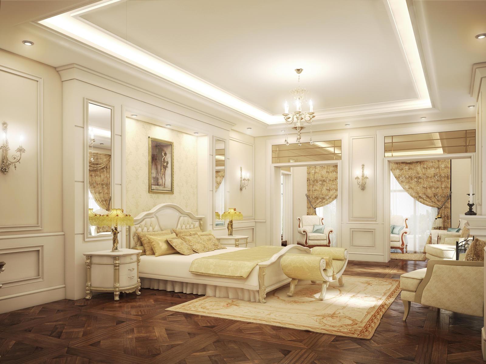 Master Bedroom By Kasrawy On DeviantArt