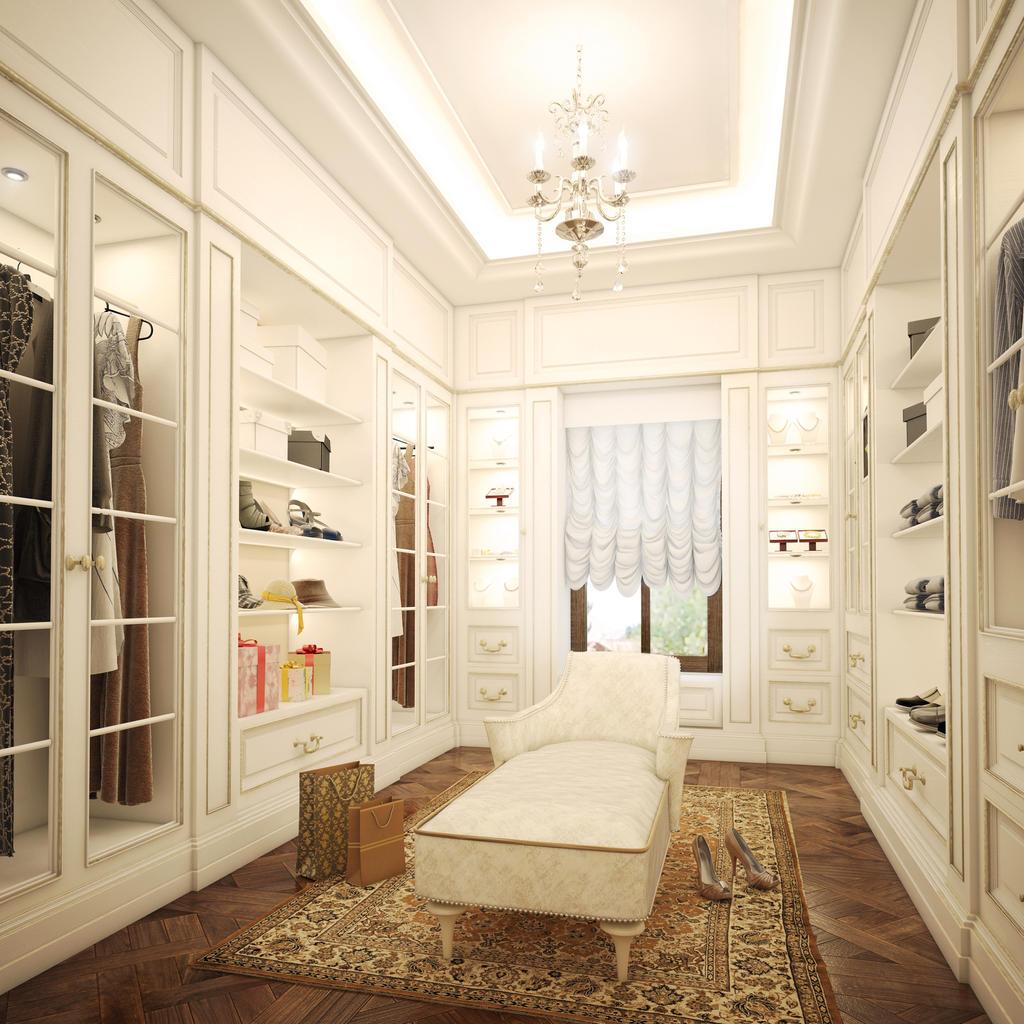 attic bedroom paint ideas - Dressing room by kasrawy on DeviantArt