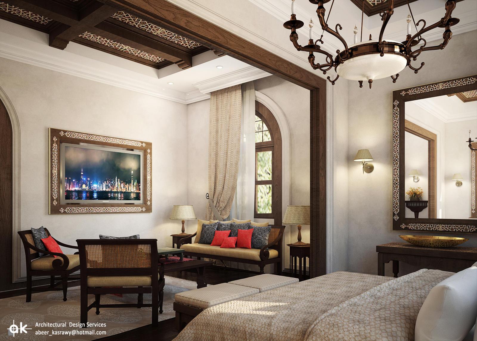 KSA Boutique hotel - Interior 1 by kasrawy