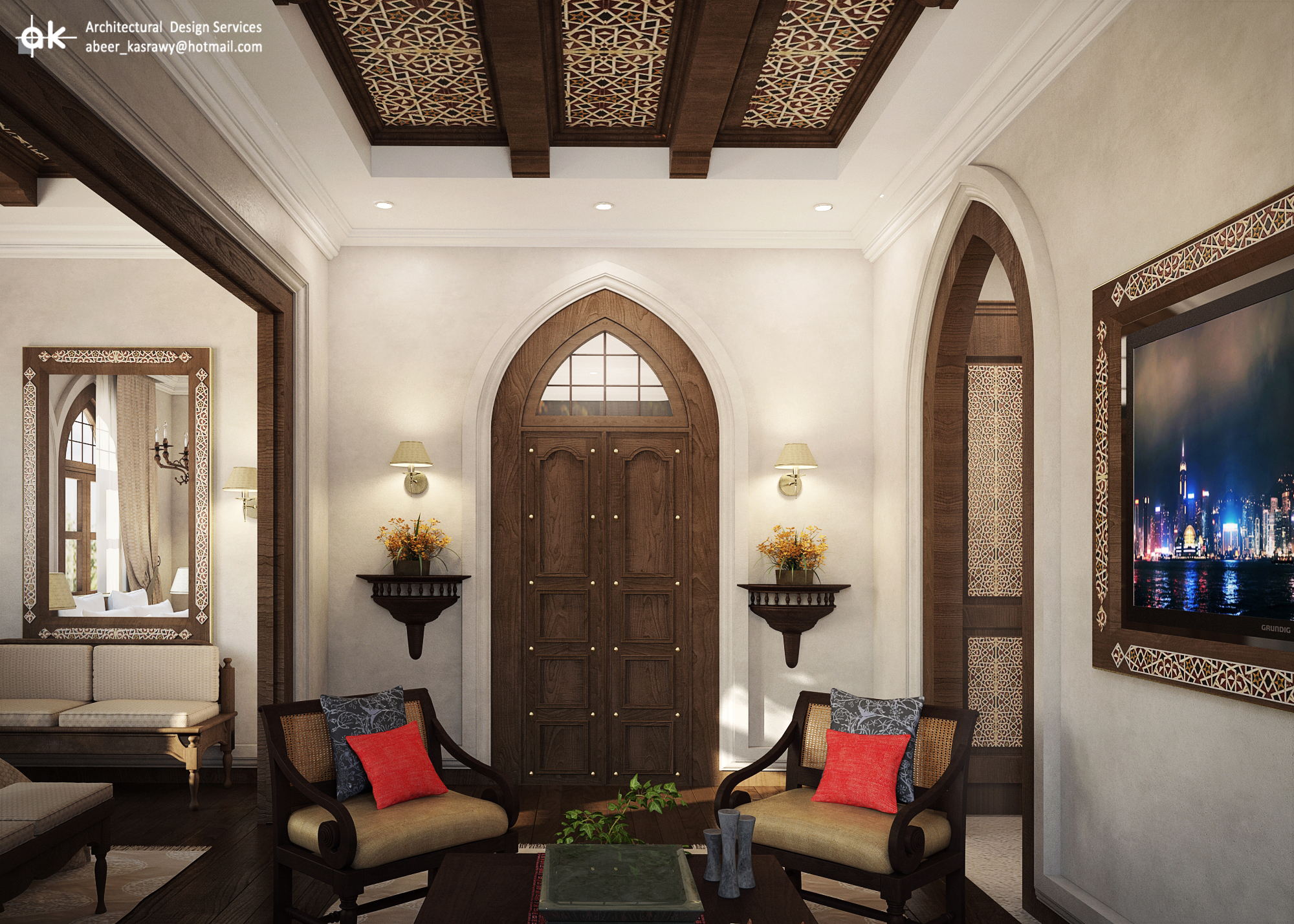 KSA Boutique hotel - Interior 2 by kasrawy