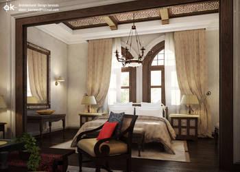 KSA Boutique hotel - Interior 3 by kasrawy
