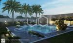 Mr Ali Villa Landscape by kasrawy