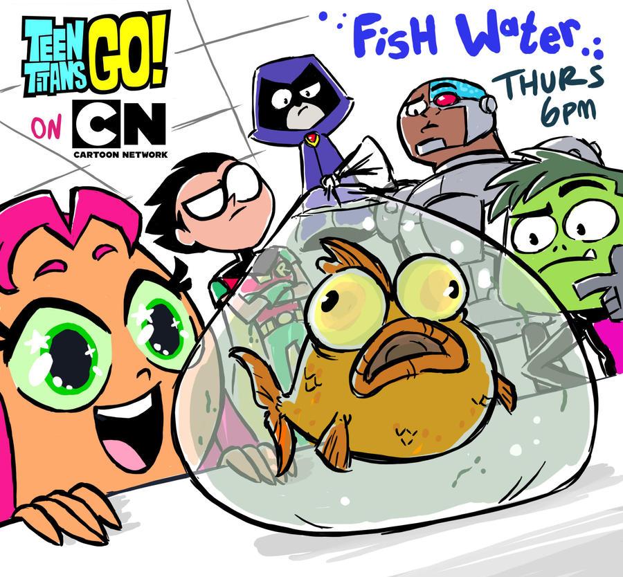 TTGO! fishwater by NicParris