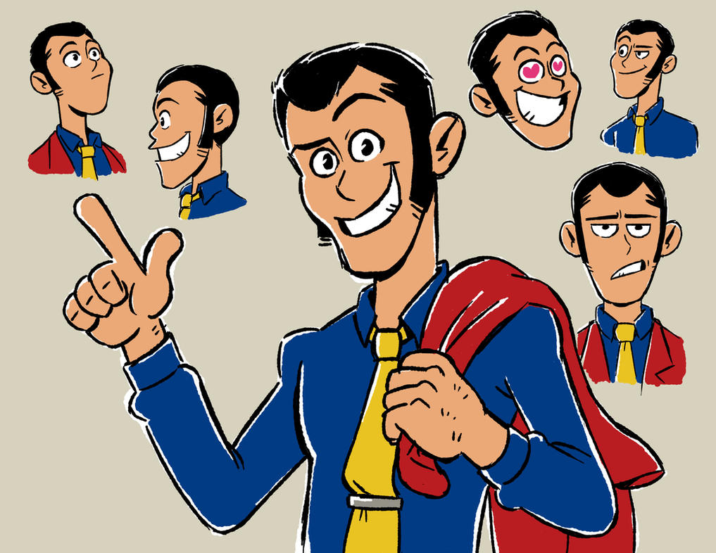 Lupin the 3rd by NicParris