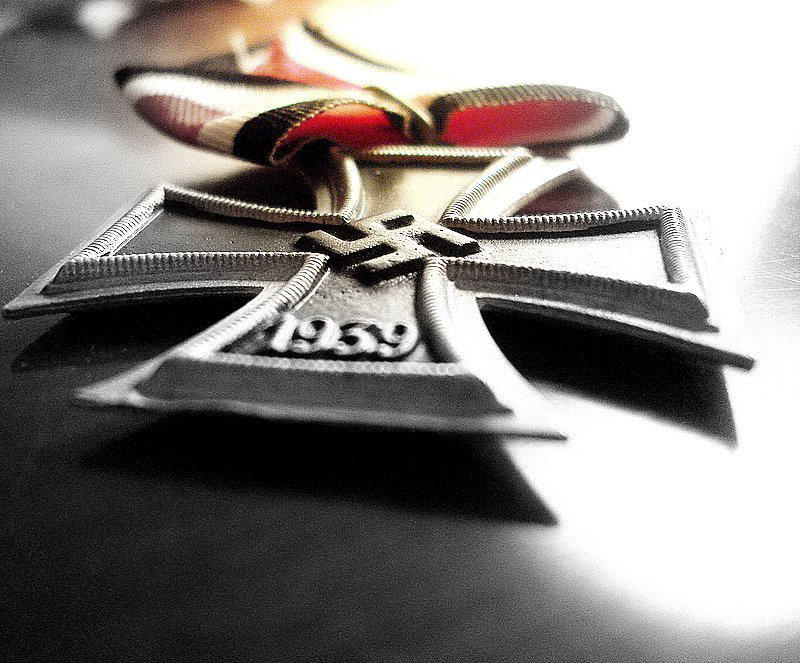 The Cross Of Iron By Thomasbell On Deviantart