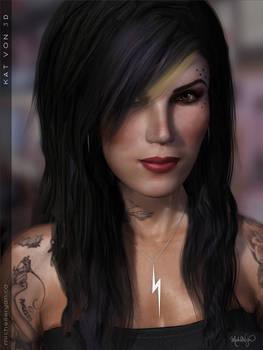 Kat Von 3D
