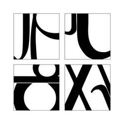 letterforms d