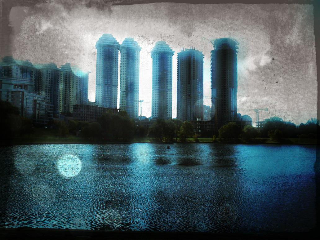 Atlantis by Swirro