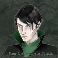 Regulus Scetch by Blacks-Bitch