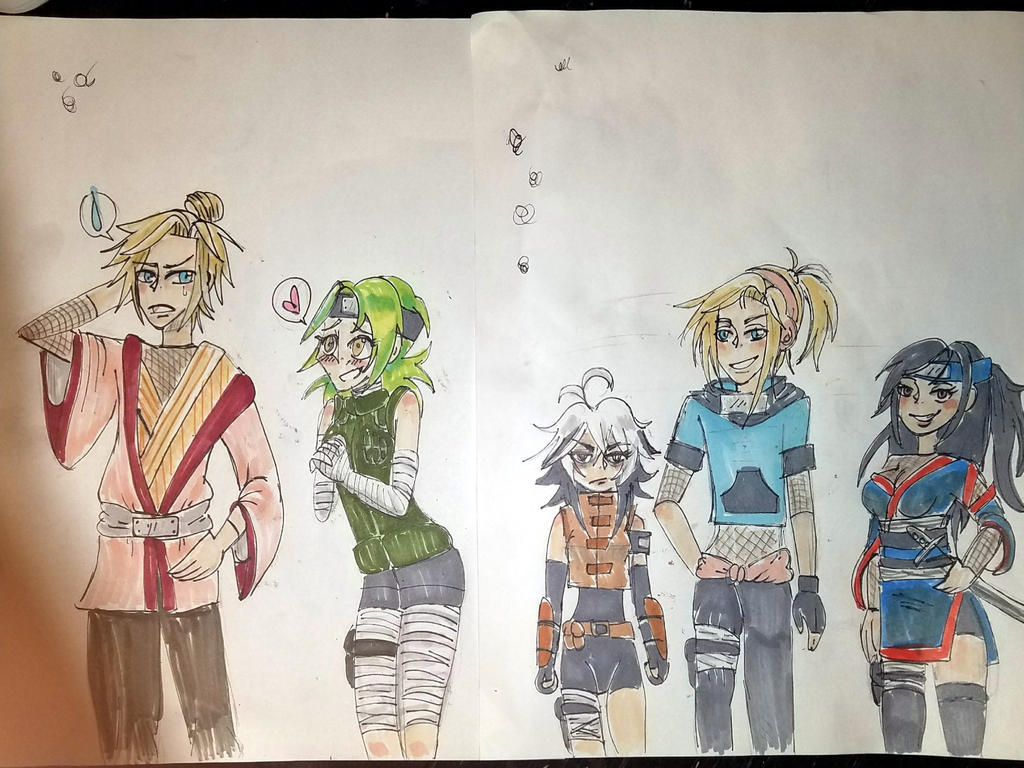 kairi - genderbend  by Ila-Sweet