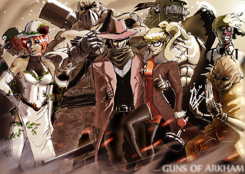 Guns of Arkham