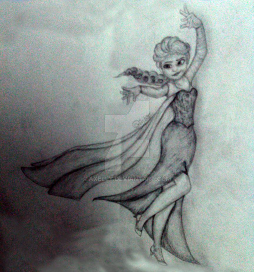 Elsa by Axelly