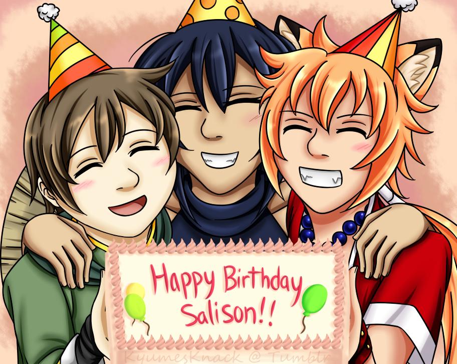 Happy Birthday Sal