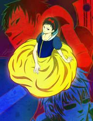 DRRR - Snow White by GKA