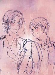 Sketch for taichichan by GKA