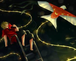 Red Kite by GKA