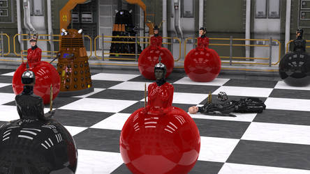 Dalek Chess by reedsabc
