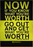 Get What You're Worth
