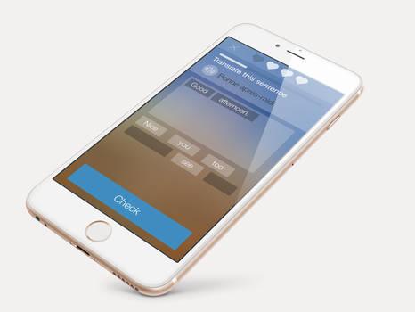 Mondly iPhone 6 Plus
