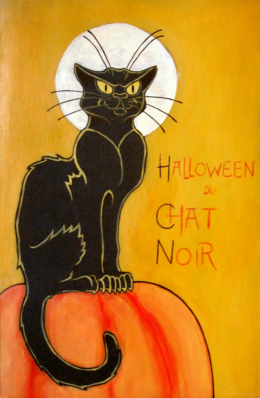 halloween du chat noirunistar2000 on deviantart