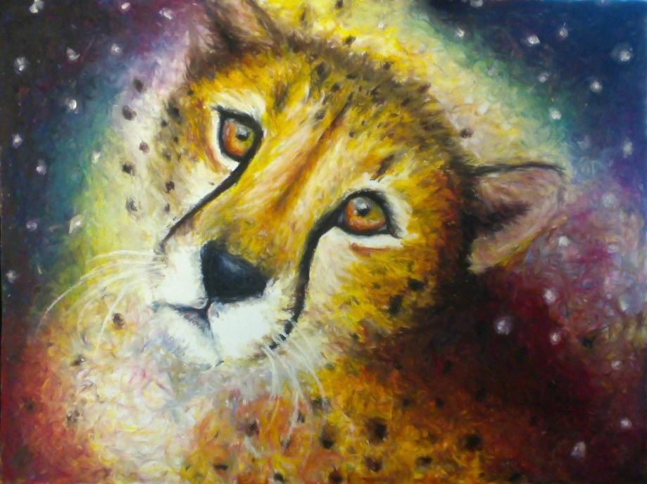 International Cheetah Day Challenge by unistar2000