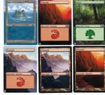 MTG Land Alters (1-6)