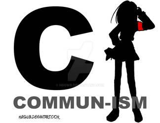 Haruhi Communism 01 communism
