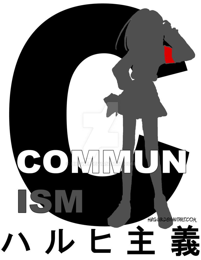 Haruhi Communism 02 haruhism by h8GWB