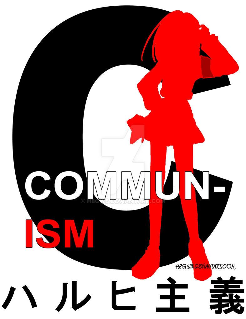 Haruhi Communism 03 haruhism by h8GWB