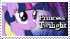 Princess Twilight Stamp by Shiiazu
