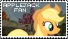 Applejack Fan Stamp by Katsuforov-Chan