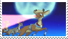 I Support THIS Rudolph - Stamp by Shiiazu