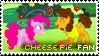 CheesePie Fan Stamp by Katsuforov-Chan