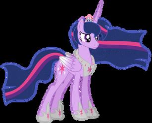Twilight Sparkle the Princess of Friendship [V2] by Shiiazu