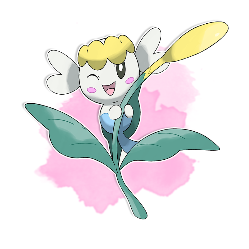 flabebe pokemon shiny - 800×800