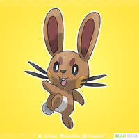 #026- Bunnytric by DiegoGuilherme