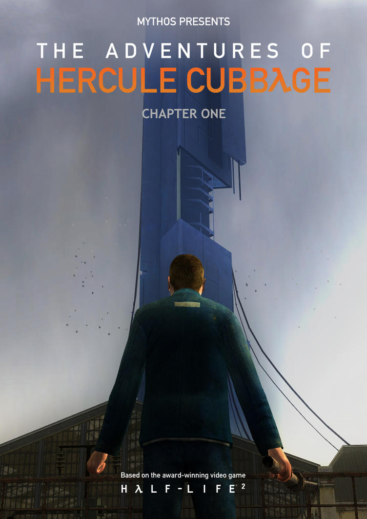 The Adventures of Hercule Cubbage Chapter 1: Cover by LDMythos