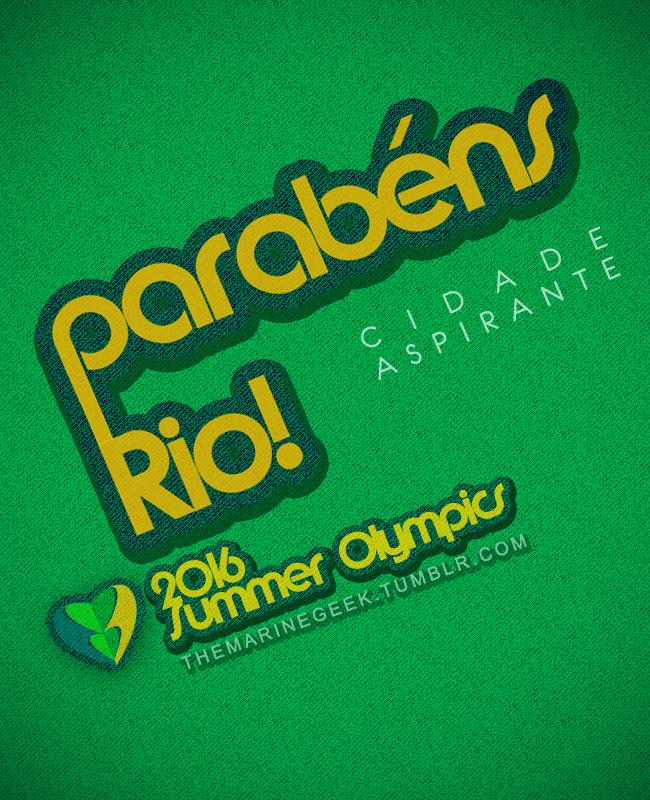 Parabens, Rio by baloneyart